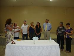 Pastoral da Sobriedade Paróquia N. Sra. do Brasil