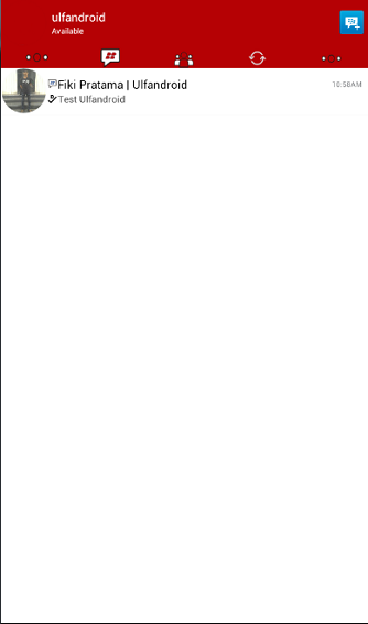 Kumpulan BBM Mod Terbaru v2.5.0.32