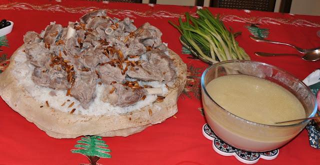 Mansaf Recipe by www.dish-away.com