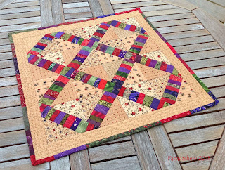 String Quilt, Easy Street - The Parking Lot