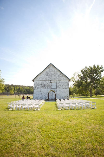 Country Wedding Backdrops