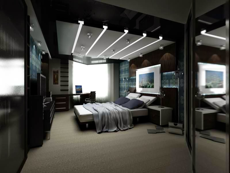 by bedroom glamor ideas