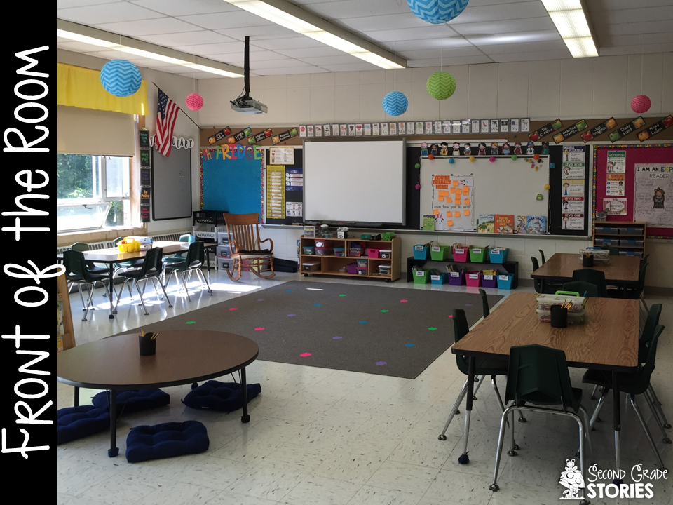 Classroom Seating Ideas ~ Alternative seating my journey so far second grade stories