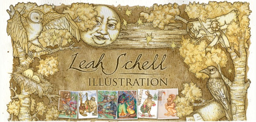 Leah Schell Illustration