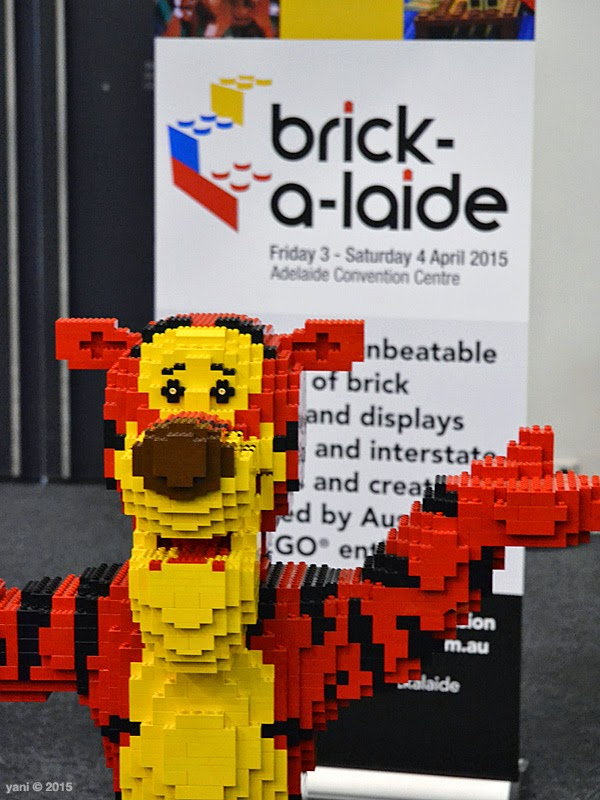 brick-a-laide welcome