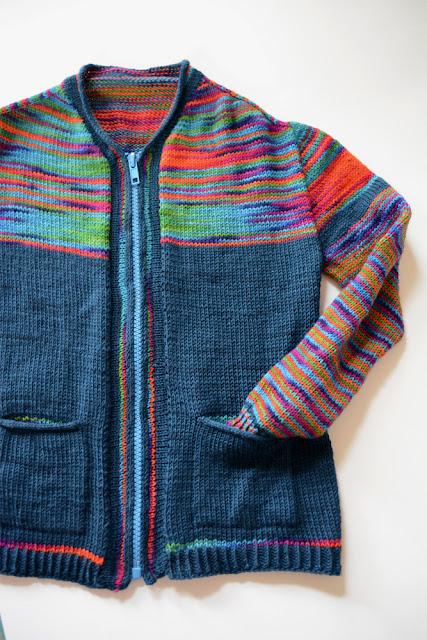 Stricken für Jungs: Gentleman aus Wollmeise - eine Jacke für den Kurzen @frauvau.blogspot.de