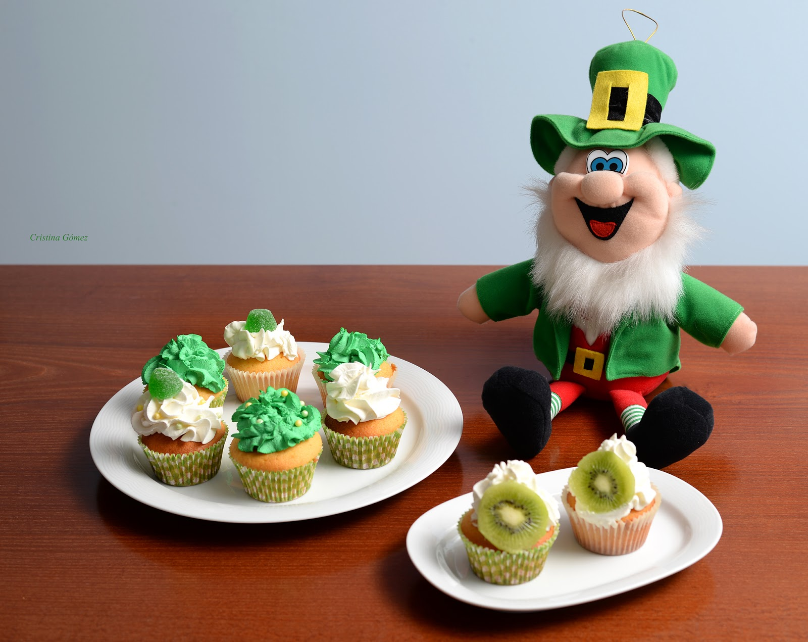 Saint Patrick's Day cupcakes recipe