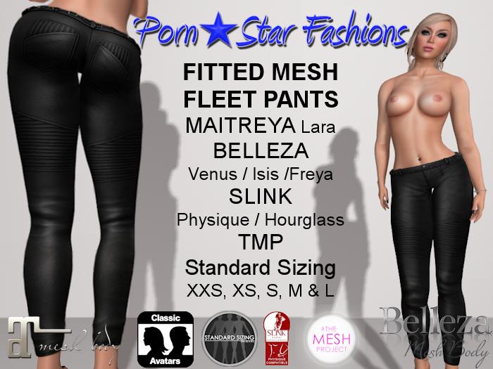 Porn*Star Fashions