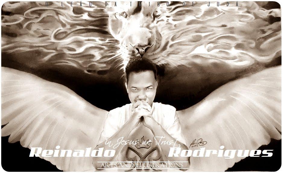 Reinaldo (ЯR) Rodrigues - Arts®