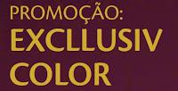 Promoção Exclusiv Color Haskell Cosmética Natural