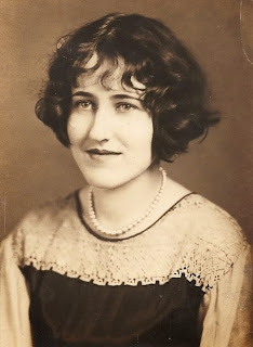 Velma Davis 1925