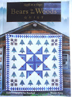 Only $4.99! Bears in the Wood quilt pattern (click!)