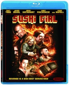 Sushi Girl (2012) BRRip 700MB MKV