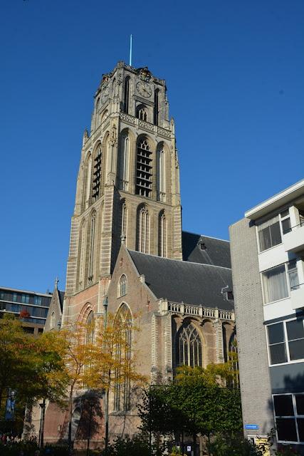 Rotterdam church