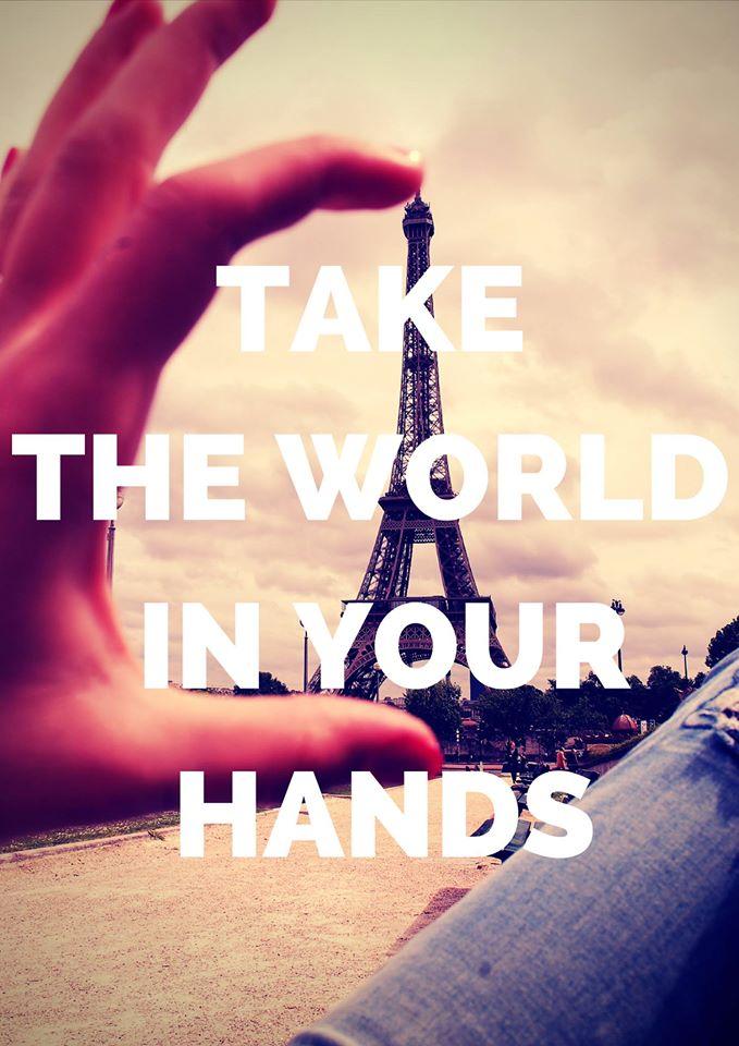 Paris, quote, Inspiring interviews, traveller, traveler, Travel Buzz, Maria, Bulgaria, backpacking, travelling, blog, blogger, motivation,