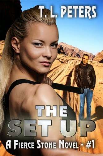 THE SET UP, A FIERCE STONE NOVEL #1