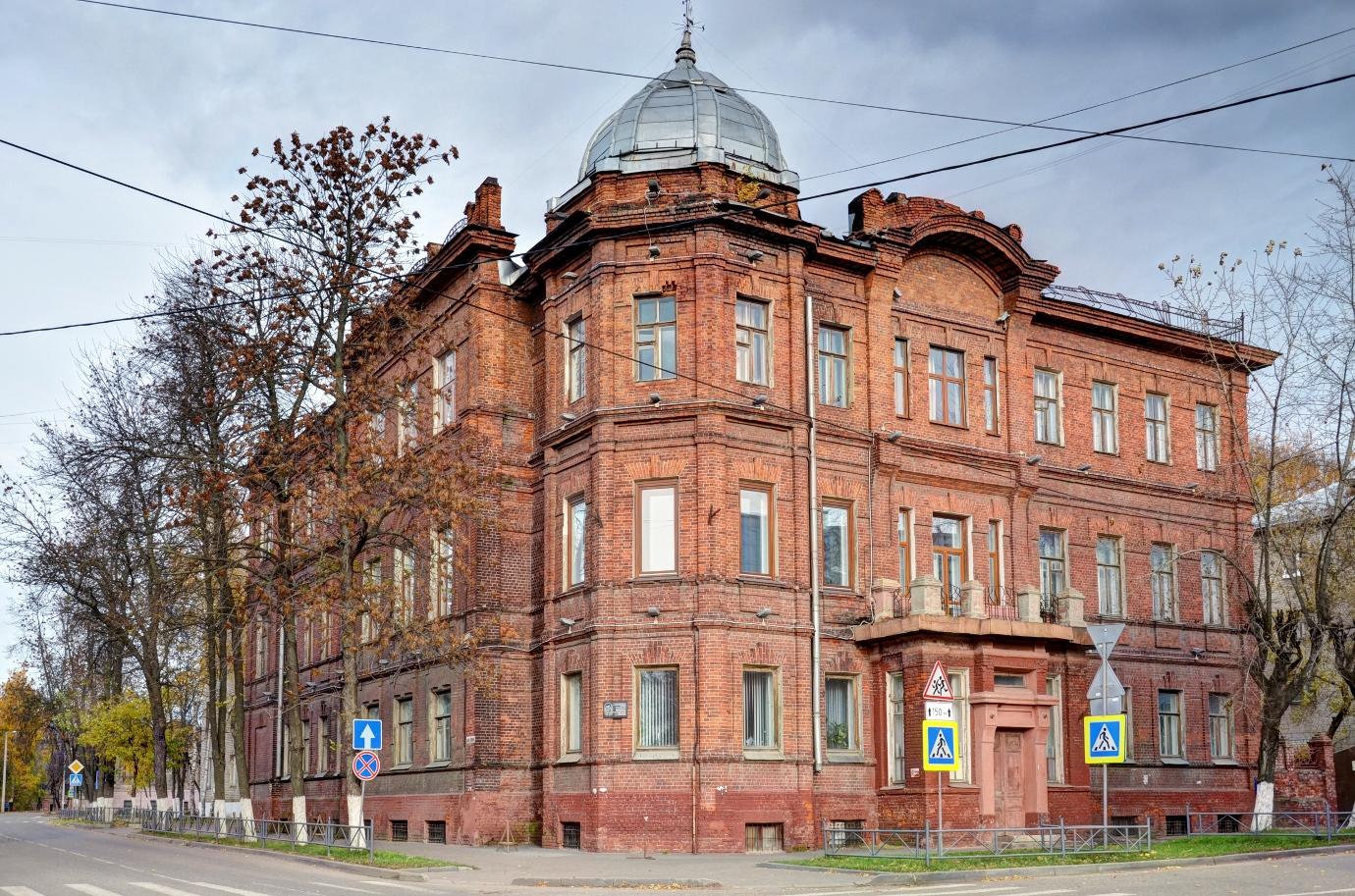 Дом Щапова. Иваново