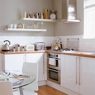 white kitchen cabinets decorate ideas