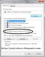 Cara setting LAN di windows 7 sangat... tutorial mengatur jaringan LAN via gambar...