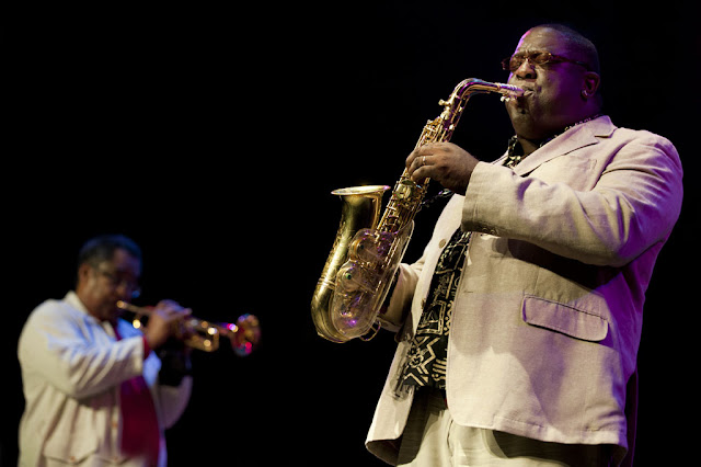 Jesse Davis - Móstoles a Todo Jazz - Teatro del Bosque (Móstoles) - 19/6/2009