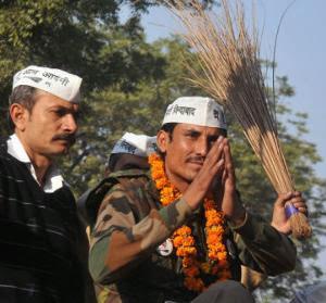 Aam Aadmi Party Delhi Cantt