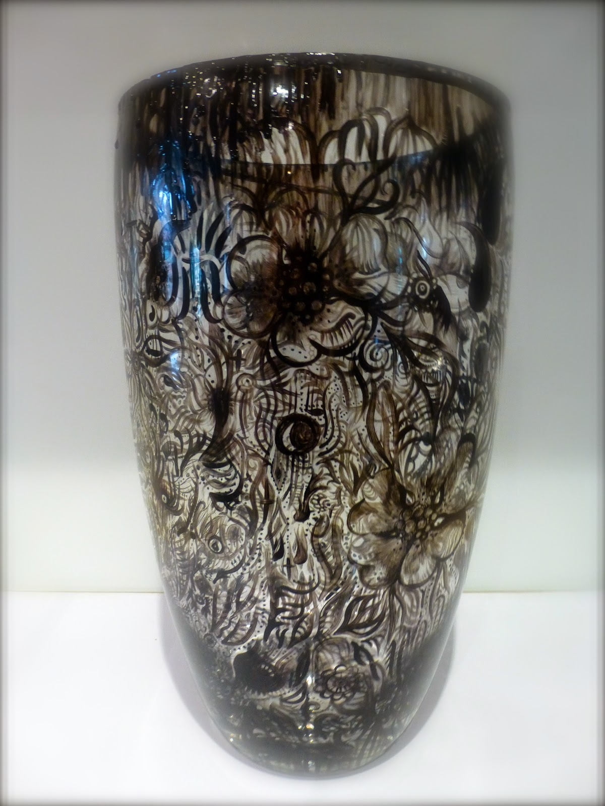 Can U Bake Acrylic Paint On Glass