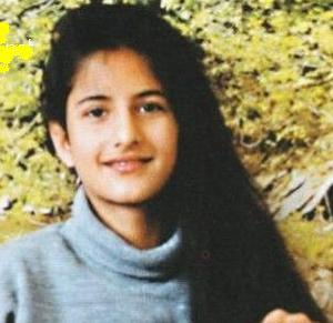 Katrina kaif Teen Age pics