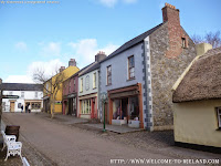 Bunratty - Folk Park - A Irlanda Rural - The Rural Ireland Part 2
