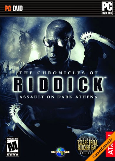 The Chronicles of Riddick Pc Game Full Version