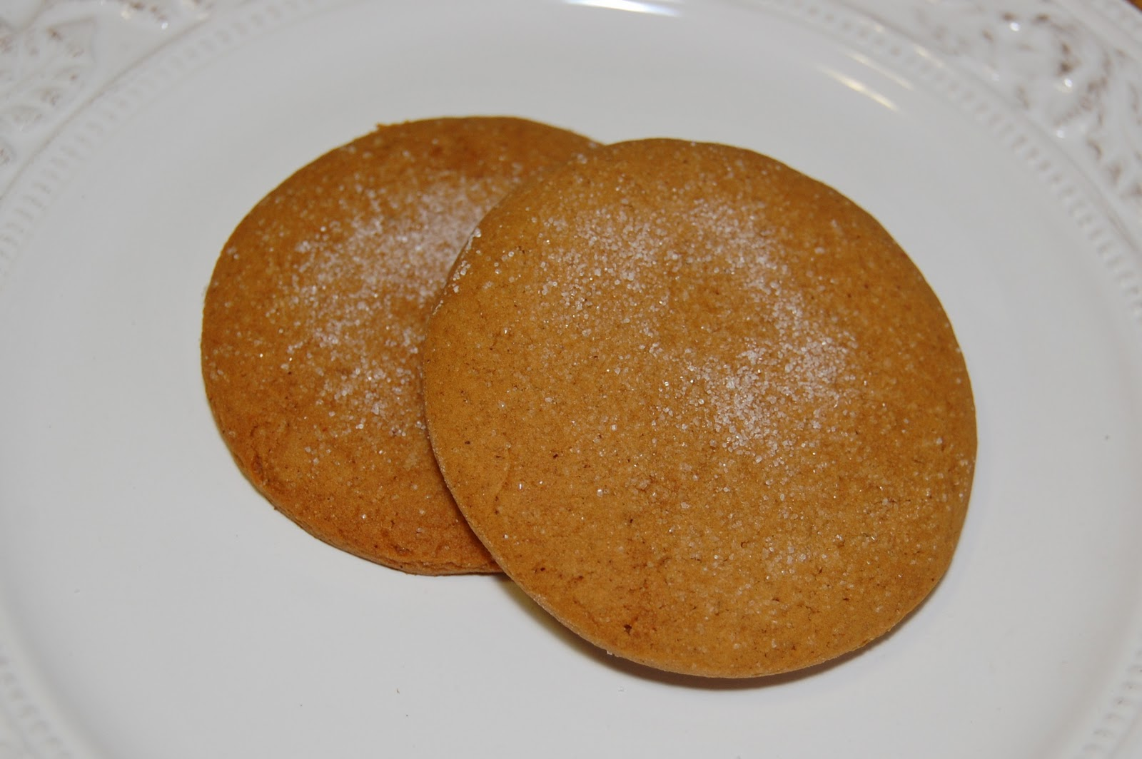 Mama Stellato: Old Fashioned Molasses Cookies