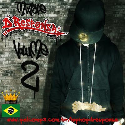 HipHop D'Responsa Vol. 2 - Rap Independente Brasileiro