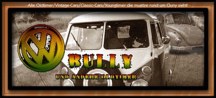 VW-Bully und andere Old-Timer