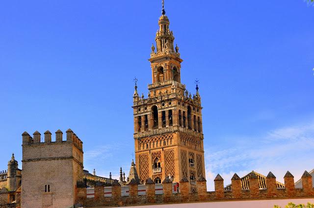 Torre Giralda de Sevilha