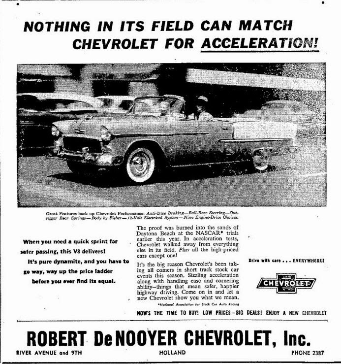 just a car guy denooyer chevrolet a small michigan town car. Cars Review. Best American Auto & Cars Review