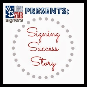 Signing Success Story #7 | San Antonio * Baby Signing