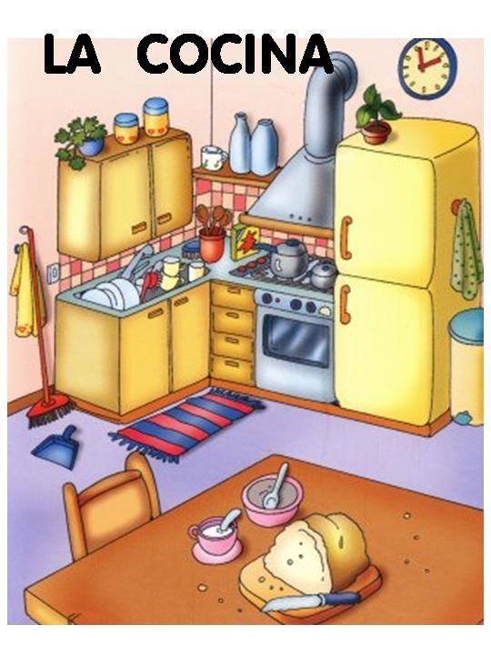Dibujos dependencias de la casa imagui for Cosas para amueblar una casa