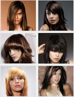 Trend Gaya Rambut Wanita 2013