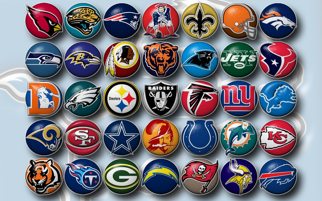 watch more like printable nfl team logo