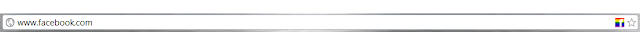 facebook color changer icon in address bar