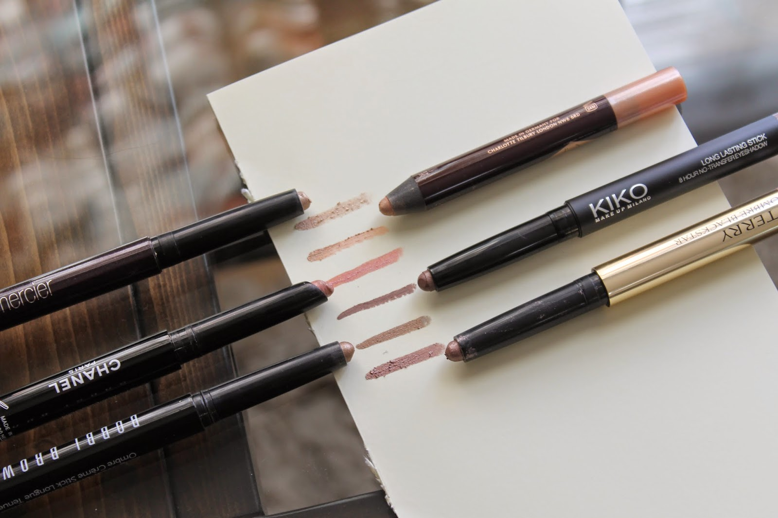 THE EYESHADOW STICK ROUNDUP