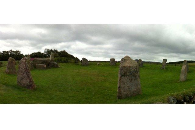 Círculo de Piedras Easter Aquhorthies