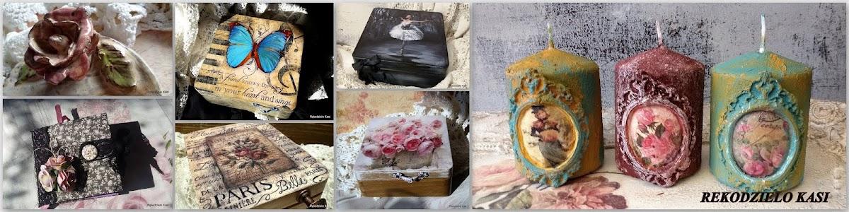 Rękodzieło- wystrój wnętrz,decoupage,cardmakig,kosmetyki, mydła,blog, blogspot ,