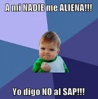 NO AL SAP