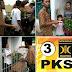 PKS Larangan Sosialisasi Nomer 3 dengan kangkung