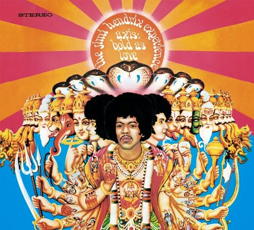 Classic Albums Reviews - Axis Bold As Love by Jimi Hendrix