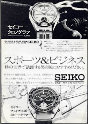 Seiko Chronograph