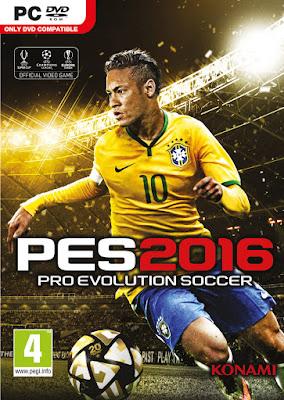 Pro Evolution Soccer 2016 Full Version + Crack - RELOADED