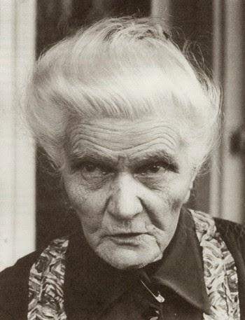 Jacqueline Porret-Forel- aloise - deces - outsider art magazine - gricha rosov