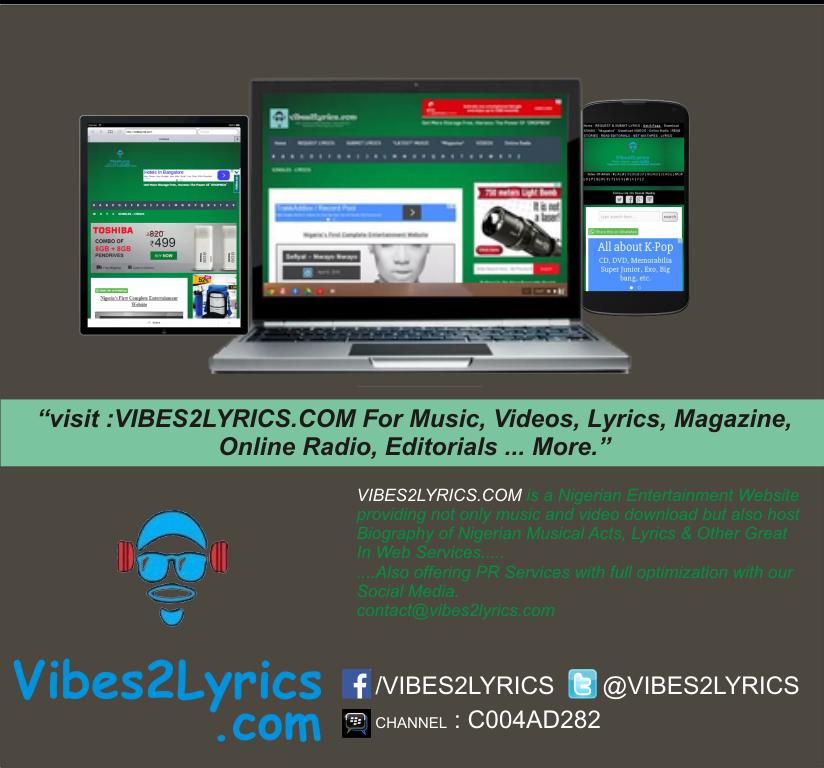 visit: VIBES2LYRICS.COM