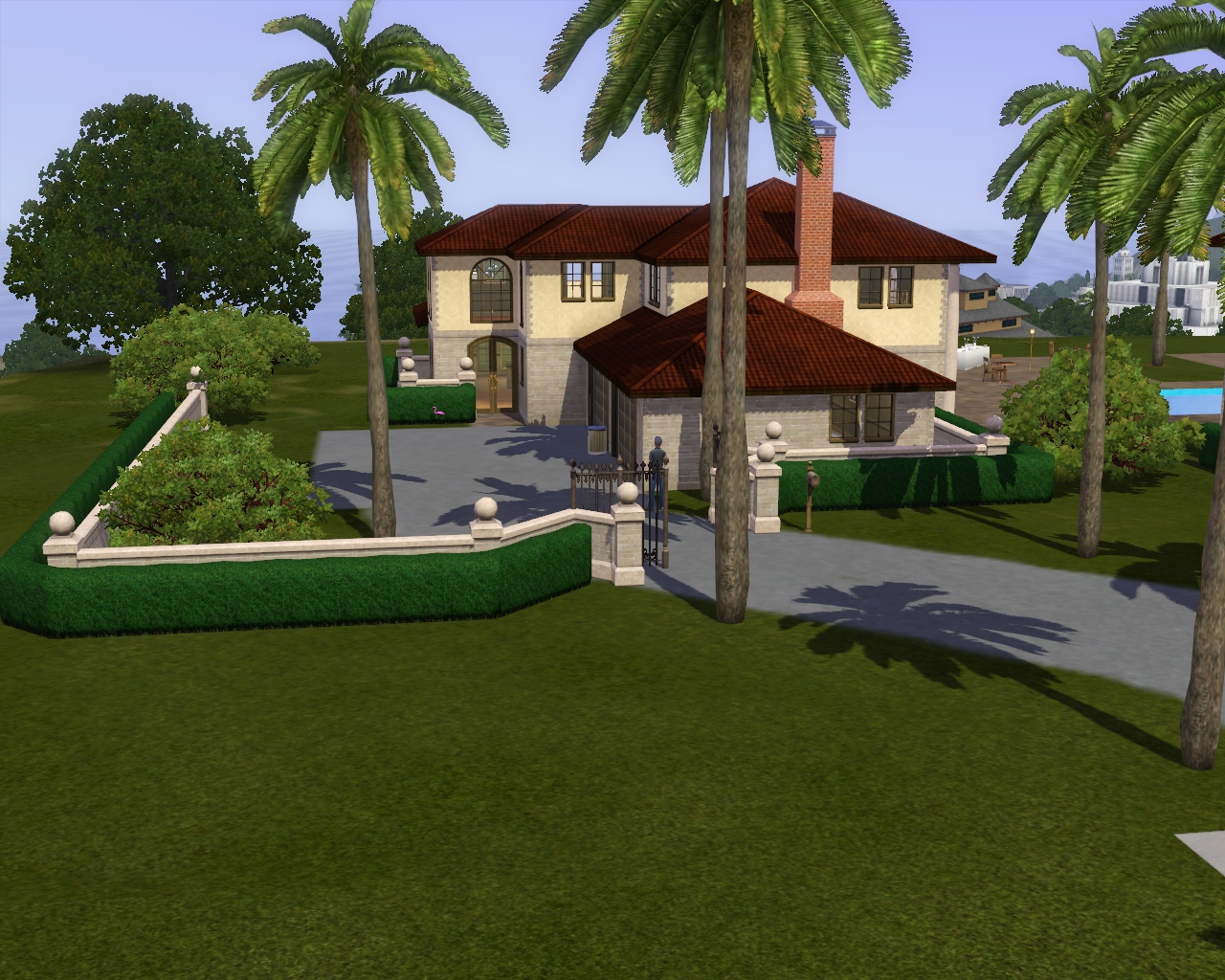 Cool Sims 3 House Plans